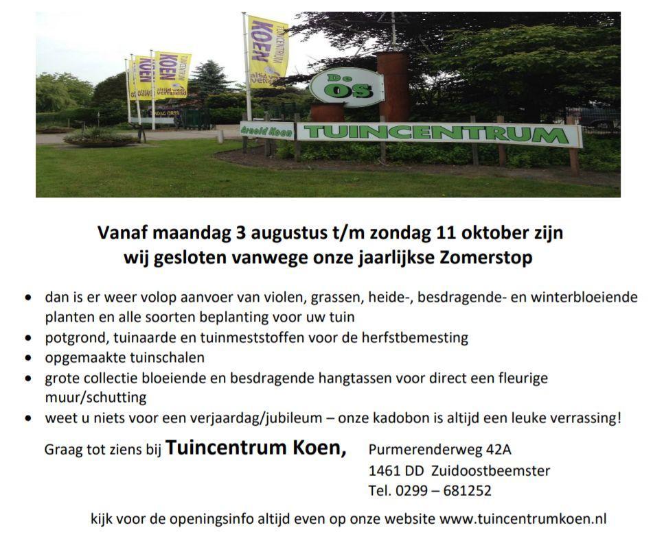 Koen - advertentie WW2020-3