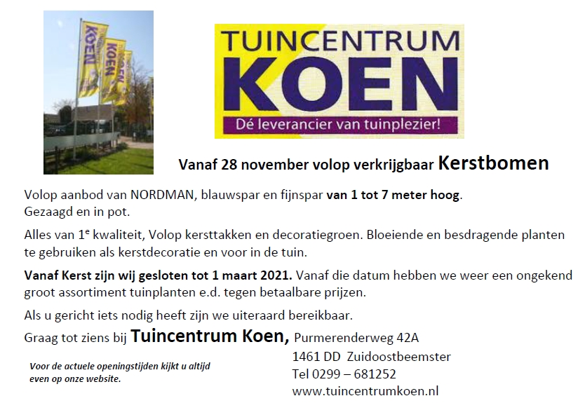 Koen - advertentie WW2020-5